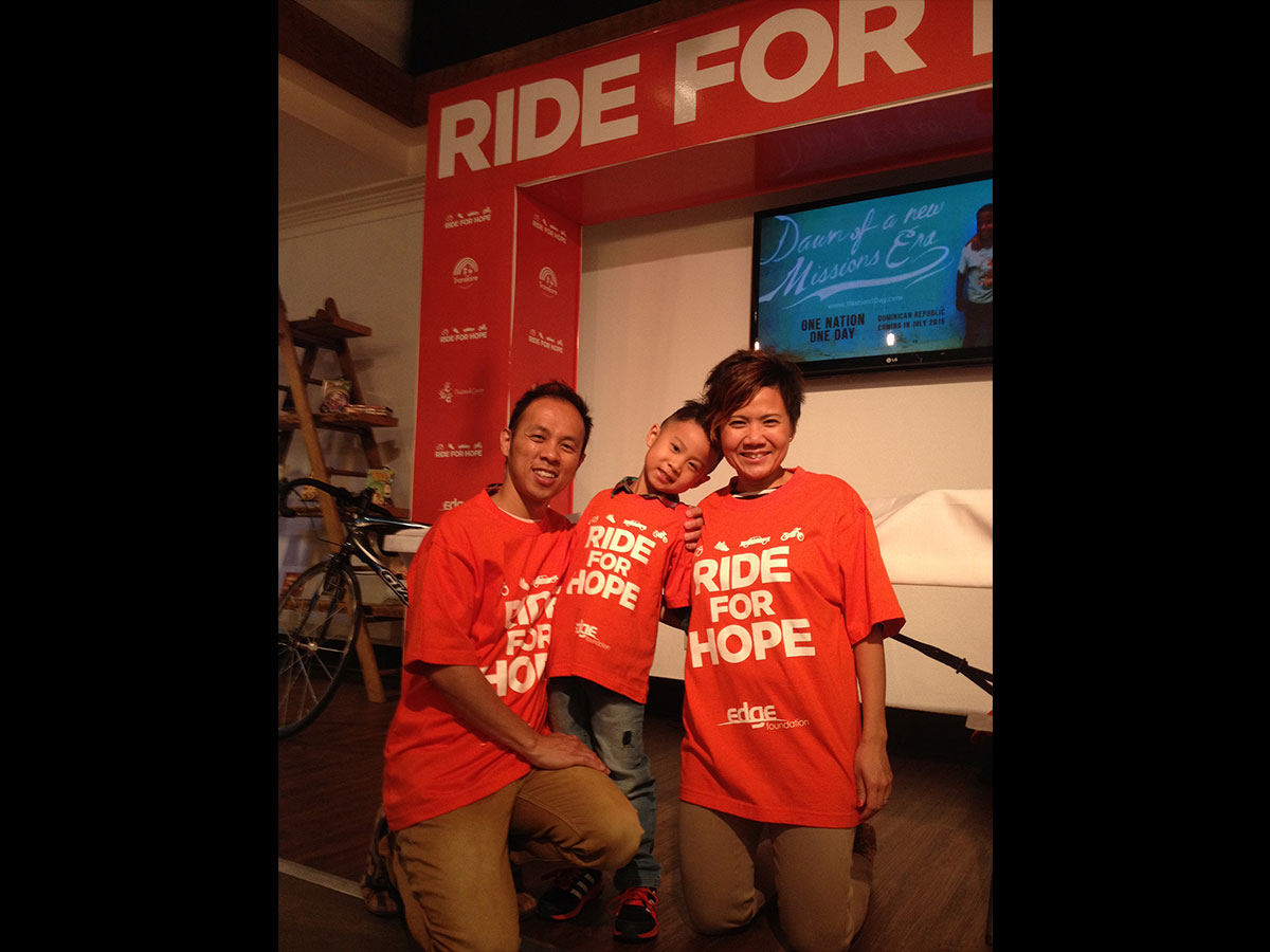 Ride For Hope Seah Family 2