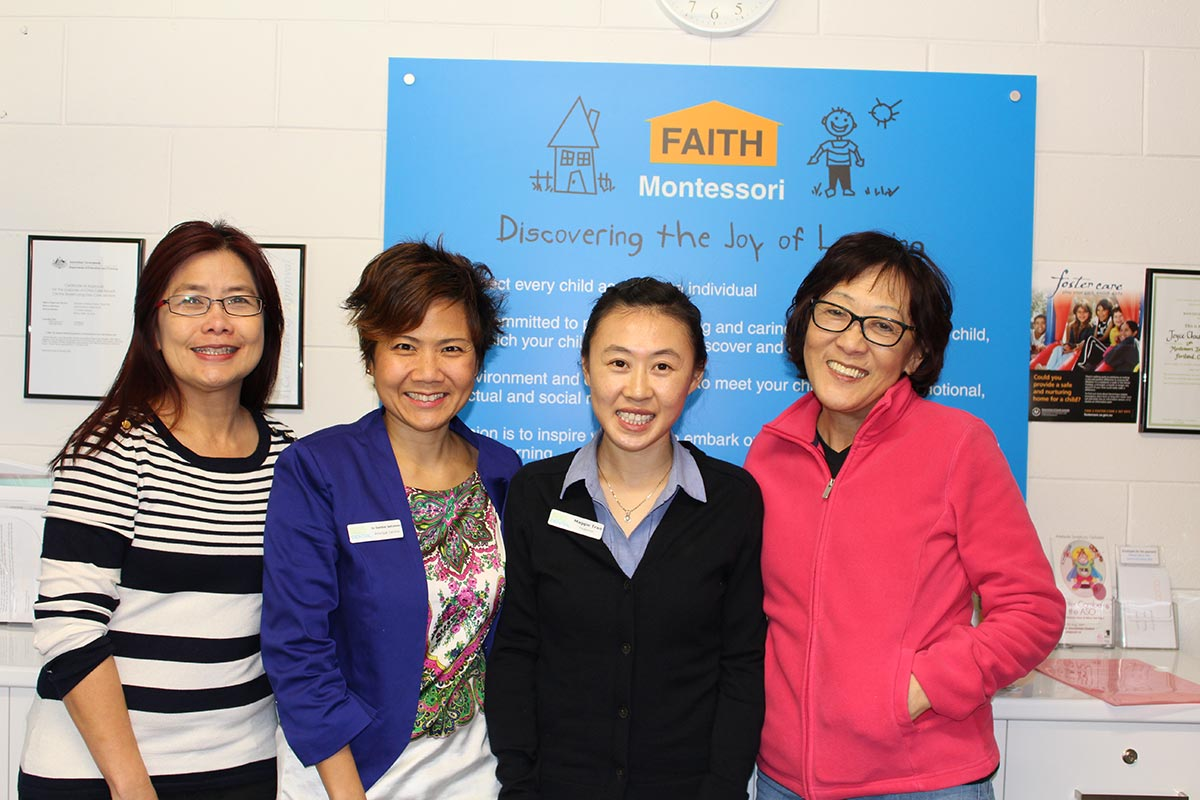 Faith Montessori small