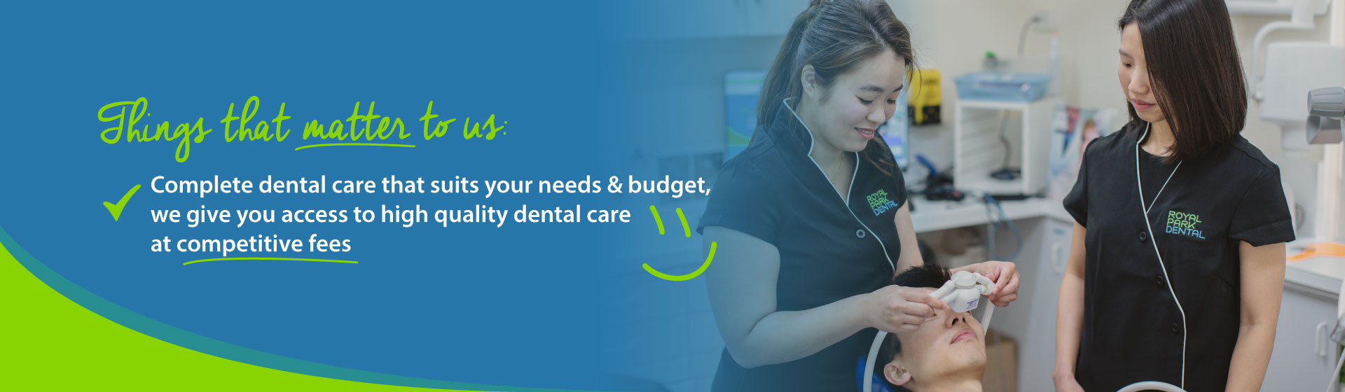 Royal Park Dental Dentist Complete Dental Care That Suits Your Needs  Budget